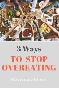 Use these 3 strategies to stop overeating at meals. Best Paleo Recipes, Whole 30 Recipes, Delicious Recipes, Yummy Food, Ginger Slice, Stop Overeating, Mindful Eating, Weight Loss Help, Birthday Dinners