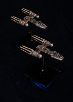 Y-Wing Star Wars X Wing Miniatures Game
