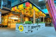 Guzman y Gomez - Mima Design - Creating Branded Retail + Hospitality Environments