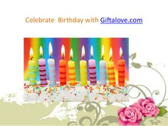 Imported Birthday Candles Available Online In India Exclusively From Charmed Celebrations Your Party Perfectionist
