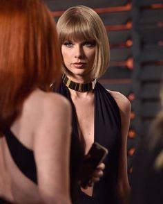 Taylor Swift at the Oscars 2/28/16