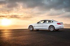 World Premiere: BMW 4 Series Gran Coupe