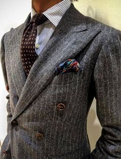 Appropriate Corporate Suit Attire for Men - Men Suits Der Gentleman, Gentleman Style, Sharp Dressed Man, Well Dressed Men, Mens Fashion Suits, Mens Suits, Look Formal, Men Formal, Mode Costume