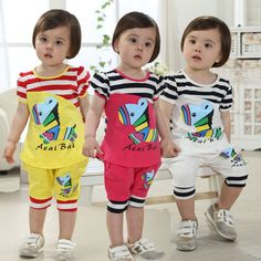 New Summer Cotton T-shirt and Shorts Lovely Zebra Prints Animal Baby Clothes Victoria Fashion, Victoria Style, Animal Fashion, Boy Fashion, Kids Vest, Cheap Baby Clothes, Fashion Wallpaper, T Shirt And Shorts, Hot Pants