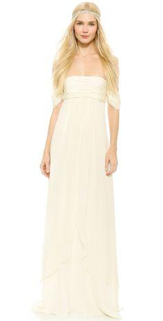 Rachel Zoe Elle Empire Petal Gown | SHOPBOP $208