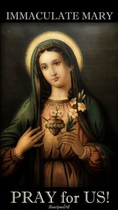 Thought for the Day - 2 September - Today's Gospel: Mark And you Immaculata, who are our example, who are our constant intercessor, pray for us! Catholic Prayers, Catholic Art, Catholic Saints, Roman Catholic, Blessed Mother Mary, Blessed Virgin Mary, Gospel For Today, Images Of Mary, Religion Catolica