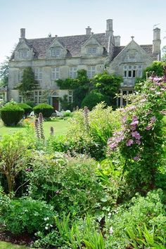 Barnsley House in the Cotswolds ♥