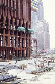 World Trade Center. by Manhattan4, via Flickr
