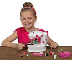 Theo Klein - Maquina de coser eléctrica: Amazon.es: Juguetes y juegos