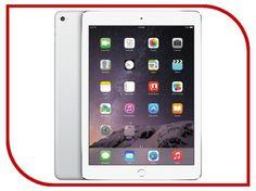 Планшет APPLE iPad Air 2 32Gb Wi-Fi Silver MNV62RU/A  — 32945 руб. —