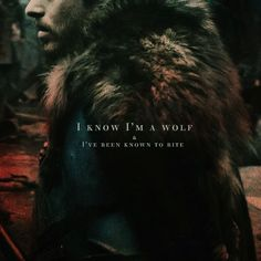"""""""I know I'm a wolf and I've been known to bite."""" - I know I'm a wolf by Young Heretics Wolf Spirit, My Spirit Animal, Me Quotes, Qoutes, Chaos Quotes, Quotations, Wolf Stuff, Wolf Love, She Wolf"""