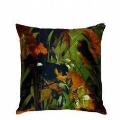 Jean Paul Gaultier Fideles Automne Cushion