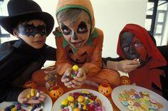 Alternativas de dulces para Halloween | eHow en Español