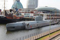 "U-Boot Typ XXI U-2540 (""Wilhelm Bauer"") - The last floating German WWII U-Boat"