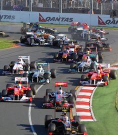 The Australian Formula One Grand Prix