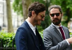 Street Style: Tommy Ton Shoots London Collections: Men