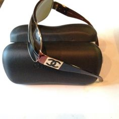 """Selling this """"Chanel sunglasses"""" in my Poshmark closet! My username is: gisele_tune. #shopmycloset #poshmark #fashion #shopping #style #forsale #CHANEL #Accessories"""
