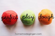 perfect play dough r