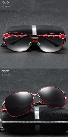 Polarized Sunglasses Women, Aviator Sun Glasses For Female Vintage Driving Eyewear Sports Polaroid Shades, Gafas De Sol