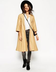ASOS – Kimono Mantel