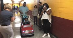High school and college STEM students build electric cars for kids with disabilities for free - MedicaL Life!