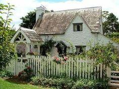 Pretty house