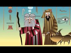 Moses Goes Down to Egypt by artist Nina Paley - YouTube