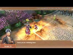 Age of Wushu Dynasty Play on Mobile HD 1080 Level 13-15