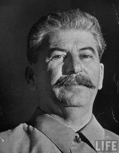 Josef Stalin  Stalin seized power in Communist Russia following Lenin's death in 1924 and held onto it until his death in 1953. Stalin frequently had Soviet censors edit images of himself, cropping out political enemies.