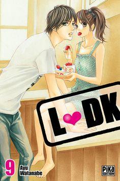 LDK Manga - Aoi ❤️ Shuusei