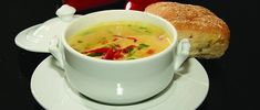 Saute carrot and leek, add other ingredients and your Curry Carrot-Leek Soup is ready. Copy this recipe on the site!