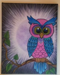 Hey, I found this really awesome Etsy listing at https://www.etsy.com/listing/182929989/whimsical-owl