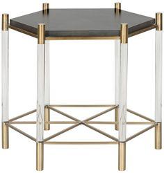 Vanguard Furniture: P212E Paquin End Table