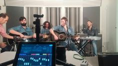 Acoustic Sessions recording and video.  Coming soon.