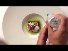 CookTank Schweiz: Kevin Fehling und die Auster