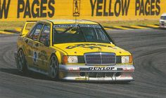 DTM 1990 mercedes