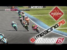 MotoGP15 - Moto3 - YouTube