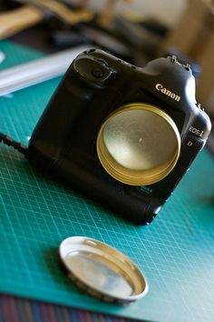 """DIY pinhole camera. """"Everything is in focus, Nothing is sharp"""""""