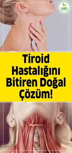 Tiroid Hastalığını Bitiren Doğal Çözüm! Diet And Nutrition, Fitness Nutrition, Health Diet, Thyroid Disease, Regular Exercise, Natural Solutions, Natural Medicine, Healthy Drinks, Health And Beauty
