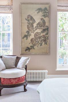 Interior Design Photography. St. Petersburg Place, London Interior/Exterior
