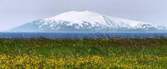Snæfellsjökull Volcano.