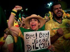 Brasil: Cámara Baja aprueba que continúe proceso contra Rousseff
