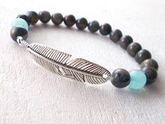 Men Jewerly Mens Beaded Bracelet Men Hippie Jewelry Native