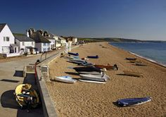 Slapton Sands, Devon - great cream teas right next to the beach...what more could u want?