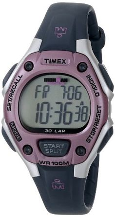 1aef08541281 Timex Women s T5K020 Ironman Traditional Triathlon Watch with Gray Band