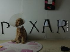 Best impersonation of the pixar lamp