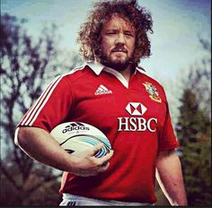 Wales' Adam Jones poses in his British & Irish Lions kit Tournoi Des 6 Nations, Welsh Rugby Players, Munster Rugby, Rugby Nations, Ireland Rugby, British And Irish Lions, Wales Rugby, Adam Jones, Irish Rugby