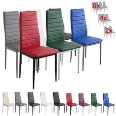 4x Freischwinger Esszimmerstühle Schwingstuhl Z Stühle Sitzgruppe  Kunstleder #Ssparen25.com , Sparen25.de , Sparen25.info   Preisvergleich    Pinterest ...