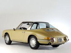 1968-69 Porsche 911 T 2.0 Targa