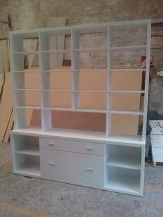 Mueble Modular Con Cajones